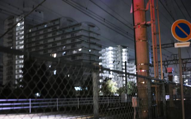 人生の転換期と住人がすでに存在するアパートの画像