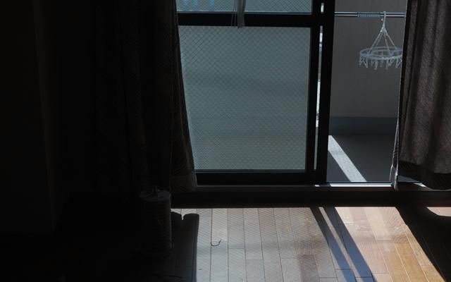 どんどん近付いて来る足音。しかし姿が見えないの画像