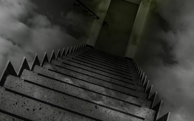 夜勤中におきた老人ホームの閉鎖フロアでの恐怖体験の画像
