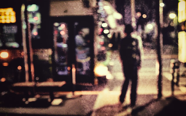 柔らかい明かりで満たされている場所に私は一人で立って居たのですの画像